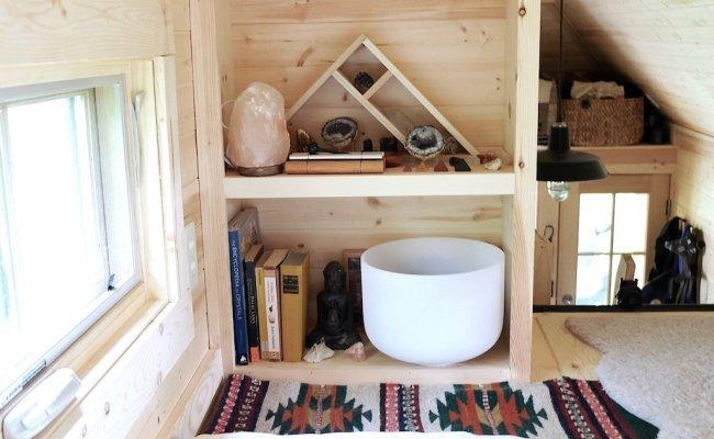 Appalachian Tiny Tiny House Swoon