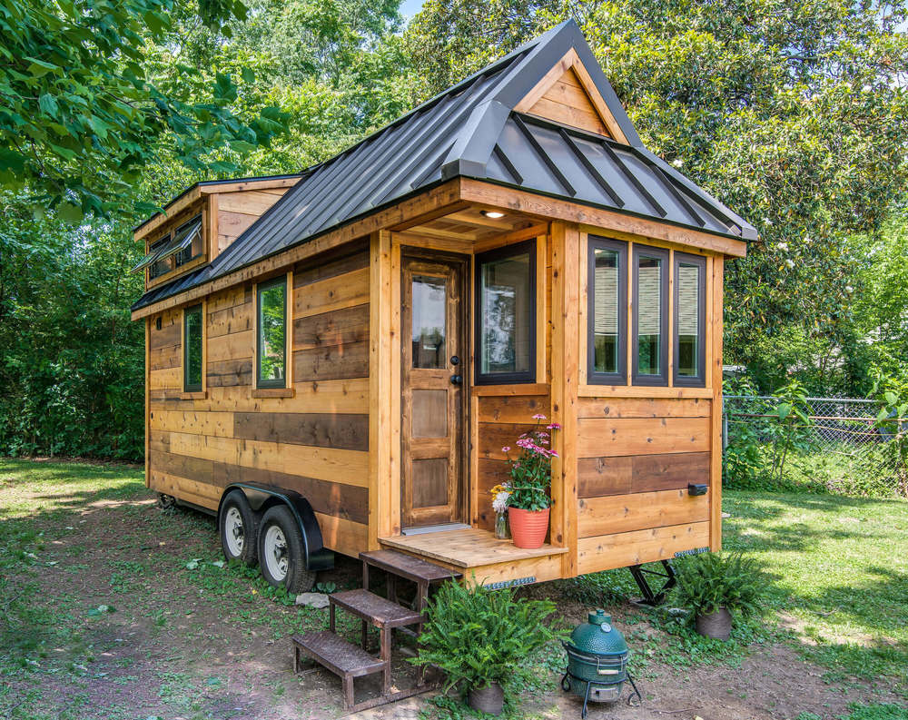 Cedar Mountain  Tiny House Swoon