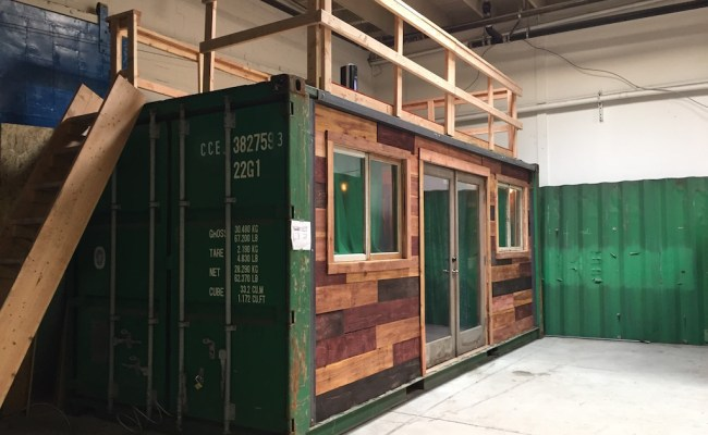 Container Cabin Tiny House Swoon
