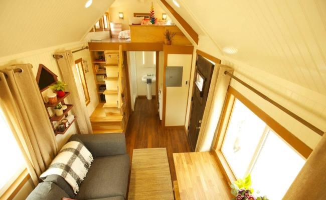 Custom Craftsman Built On Tiny House Nation Tiny House Swoon