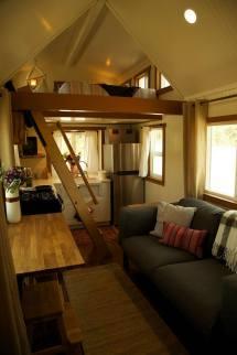 Custom Craftsman Built Tiny House Nation - Swoon