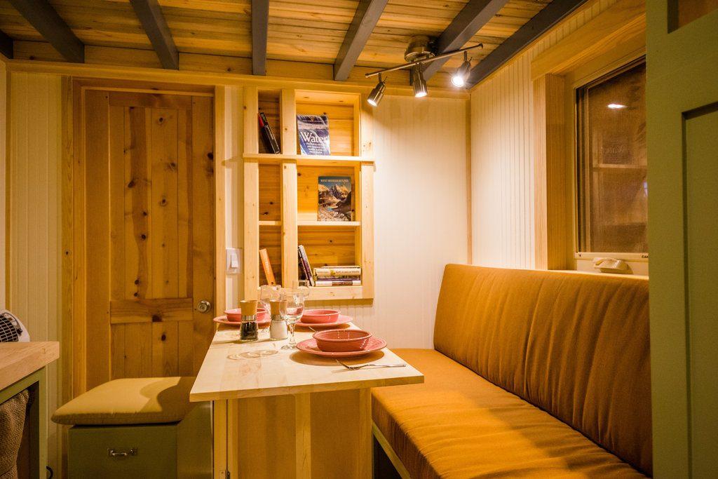Stone Thoreau Cabin Replica Tiny House Swoon