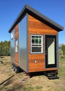 Modern Rustic Tiny House