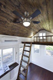 Custom Loft - Tiny House Swoon