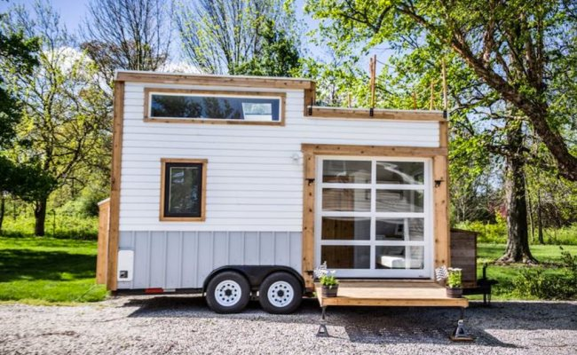Zionsville Tiny House Tiny House Swoon