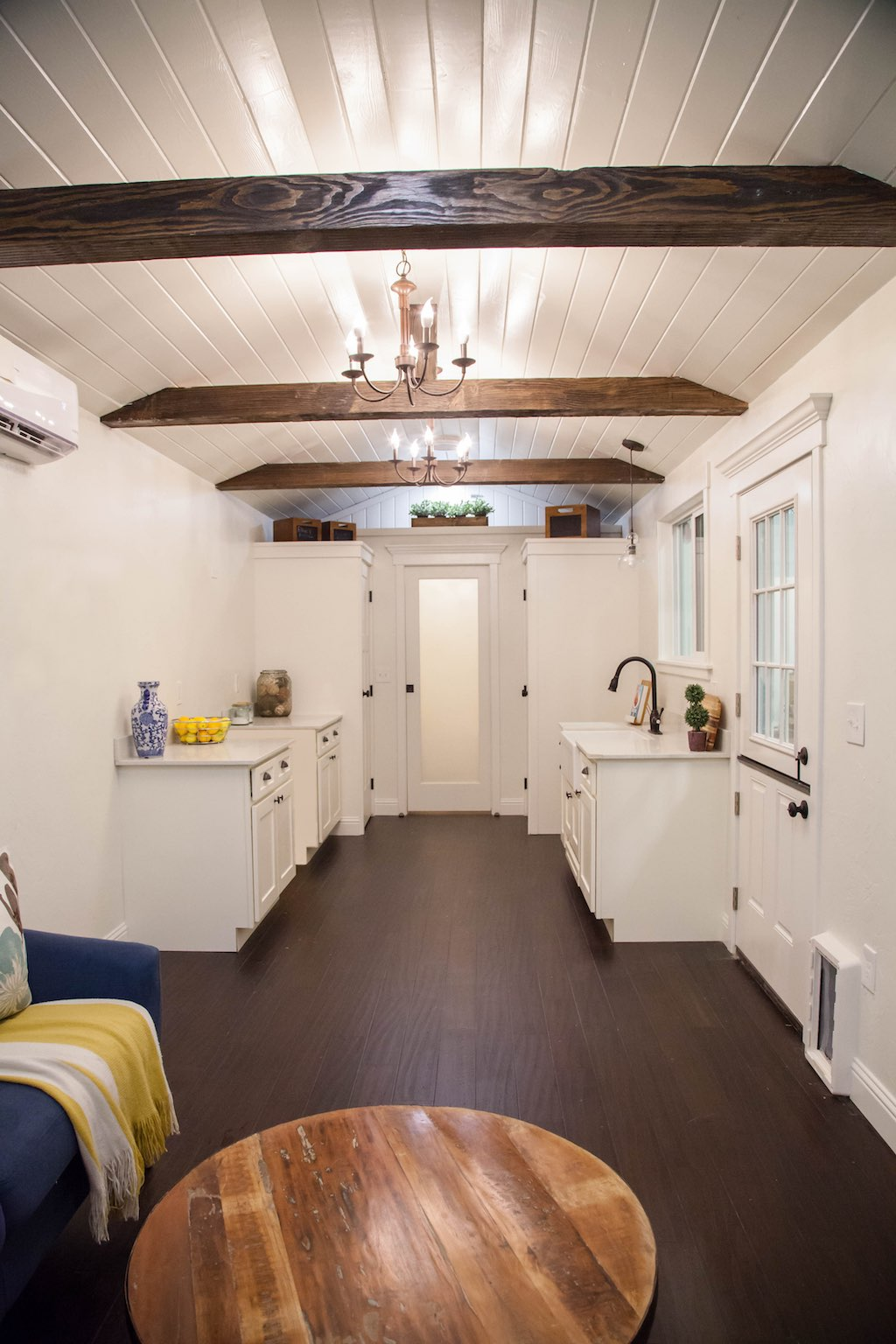 English Cottage Tiny House Swoon