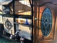 Converted Horse Trailer - Tiny House Swoon