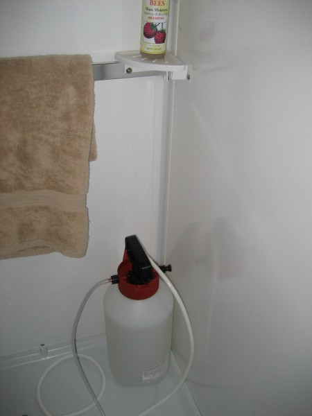 kitchen soap remodeling honolulu life in 120 square feet: our off grid bathroom