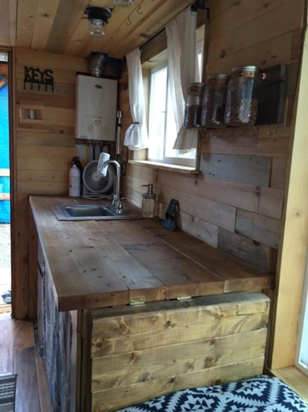 109 Sq Ft Off Grid Tiny House For Sale 004