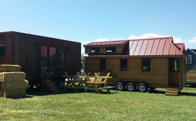 40 000 Show Up For 2015 Tiny House Jamboree