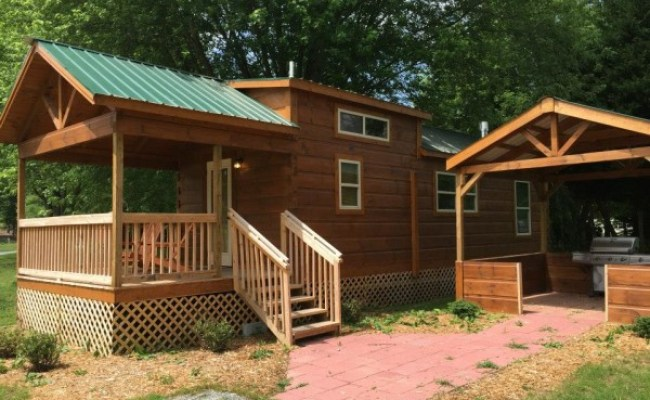 The Meadows Tiny House Community In Flat Rock Nc