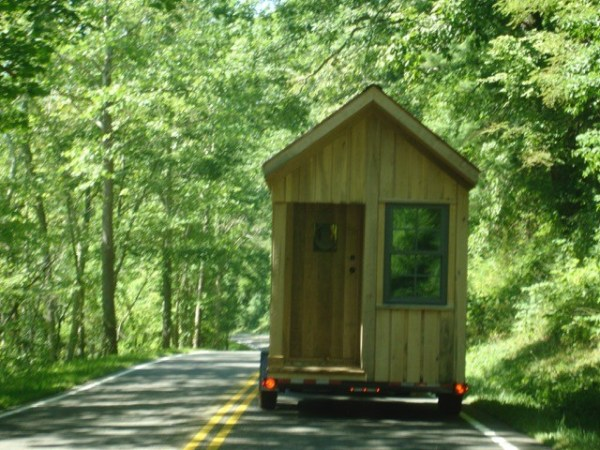 120 sq  ft  tiny house on wheels for sale
