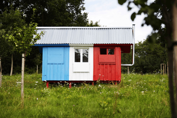 $1 200 DIY Tiny House Plans for Sale