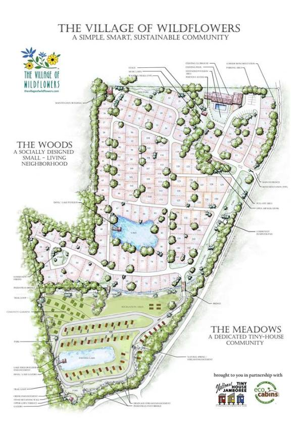 The Village of Wildflowers A Simple, Smart, Sustainable Community