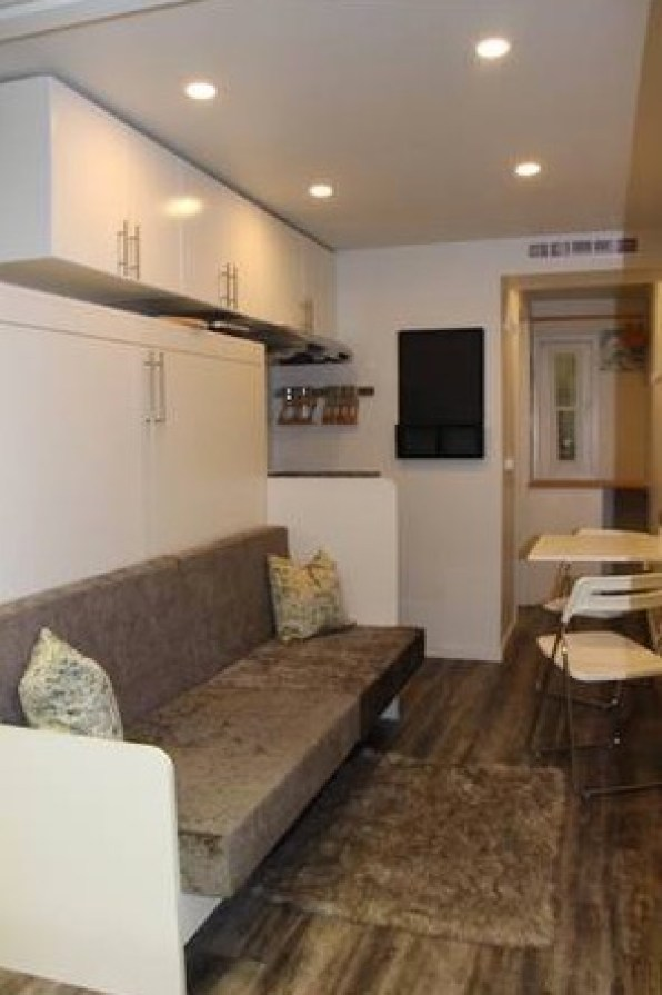 129 Sq. Ft. Shipping Container Tiny Home For Sale 004