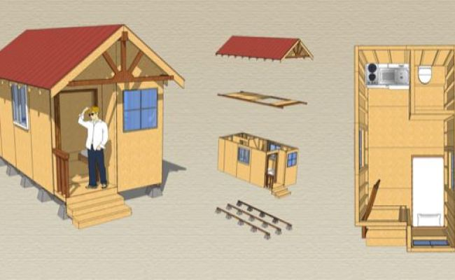 Fundraising For Tiny House Village To Benefit Homeless
