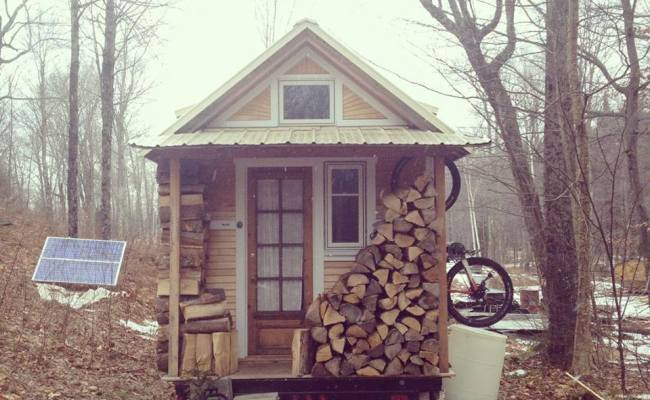 12 Day Tiny House Building Workshop By Yestermorrow Design