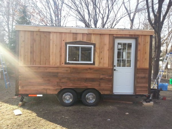 15k Tiny House On Wheels For Sale In Minneapolis