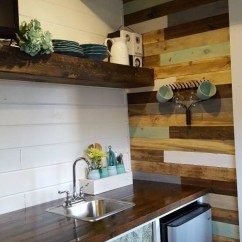 Fold Out Sofa Bed Old Makeover Ideas $15k Tiny House On Wheels For Sale In Minneapolis