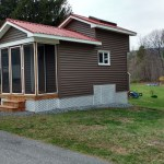 16ft Tiny Cabin in Berkeley Springs WV For Sale 001