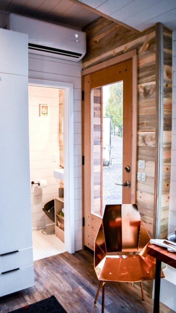 16ft Verve Lux Tiny House by TruForm Tiny 0010