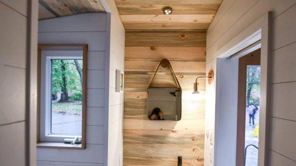 16ft Verve Lux Tiny House by TruForm Tiny 0016