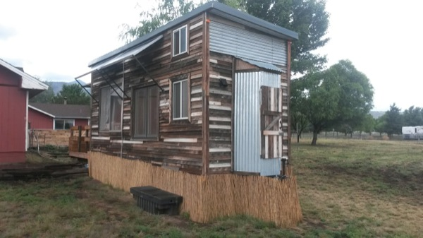 176 Sq. Ft. Sustainable Tiny House-001