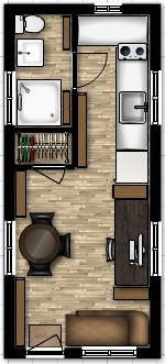 tiny house floor plans. Tiny House Floor Plans C