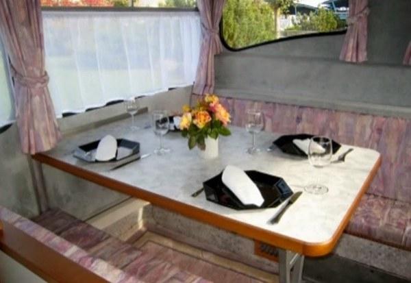 1960 Vintage Double Decker RV Motorhome 08