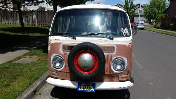 1970 VW Camper For Sale 0011