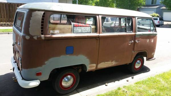 1970 VW Camper For Sale 0012