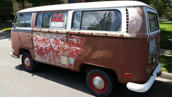 1970 VW Camper For Sale 0013
