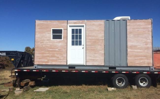20 Shipping Container Tiny Home For Sale