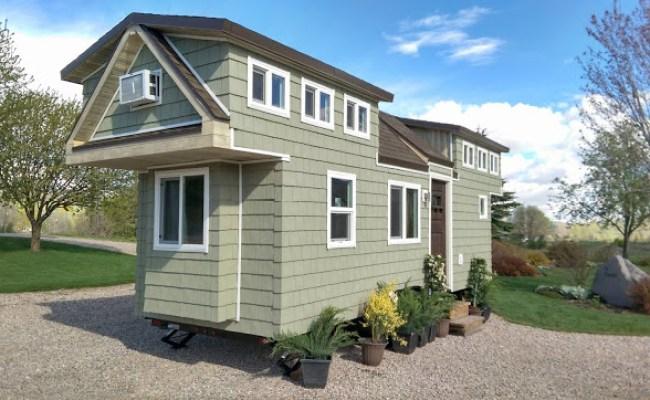 200 Sq Ft Family Tiny House