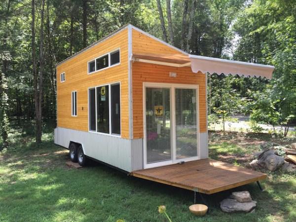 200 Sq. Ft. Nashville Tiny House 001