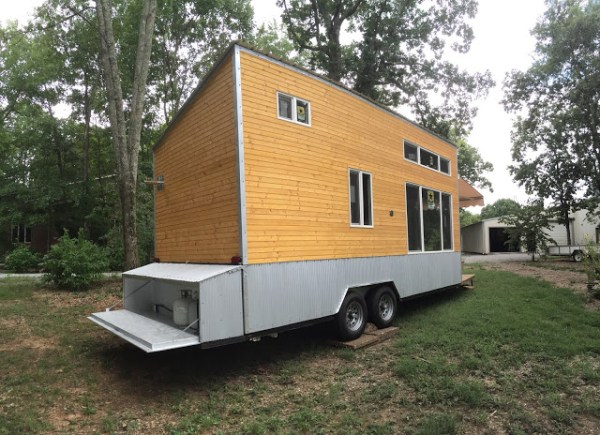 200 Sq. Ft. Nashville Tiny House 006