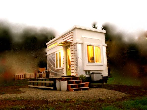 craigslist kitchen cabinets cost to update 200 sq. ft. modern tiny house on wheels for sale