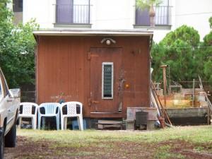 Tiny Shed House