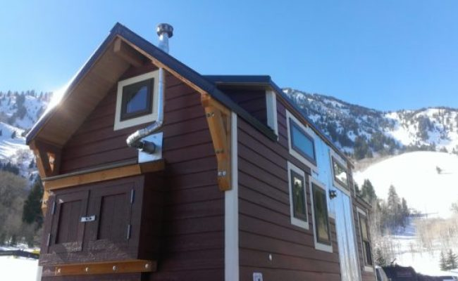 Tiny House Village At The Salt Lake Home Show January 5 7
