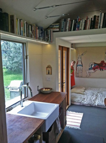 204 Sq Ft Tiny House For Sale in New Mexico