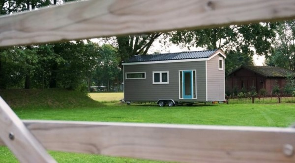 206 Sq. Ft. Tiny House Built by High-School Teacher