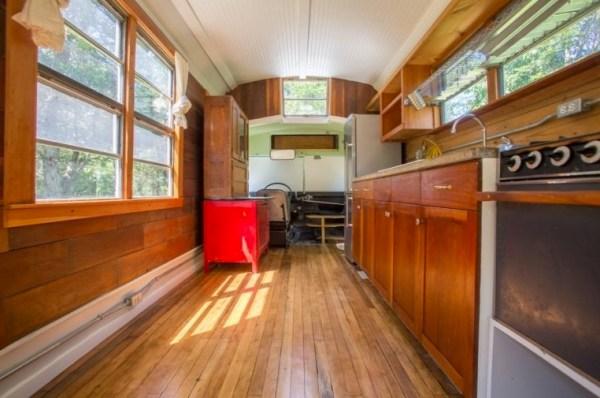 $20k School Bus Tiny Home 002