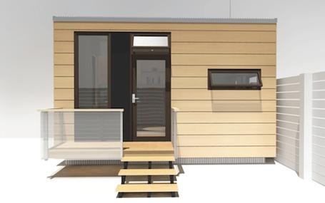 215 SF PreFab Tiny House