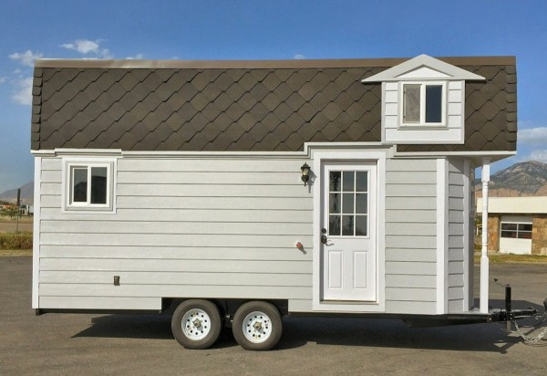 The Victorian Prepper Tiny House on Wheels