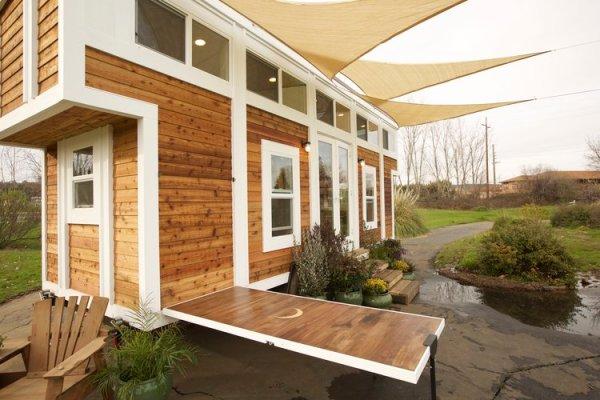 24 THOW with Bathroom Transforms to Sauna
