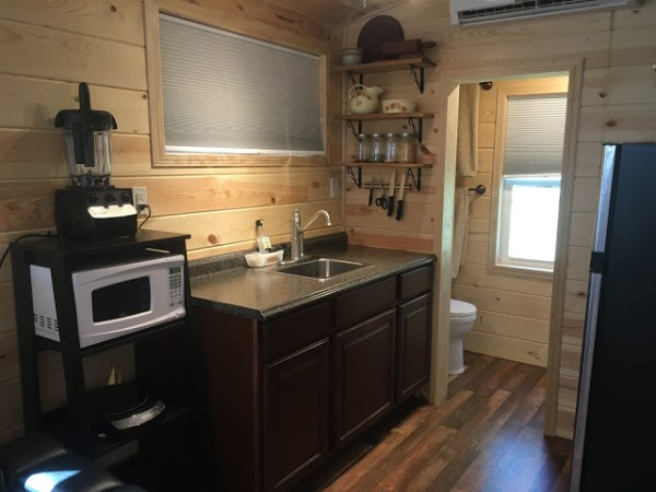 240 Sq. Ft. 5th Wheel Tiny House 004