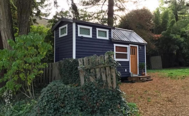 240 Sq Ft Tiny House In Seattle