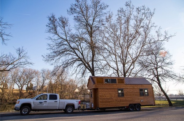 24ft Modern Farmhouse THOW by Liberation Tiny Homes_010