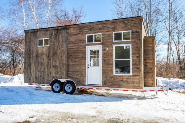 24ft Tiny Home by Global Tiny Houses 001