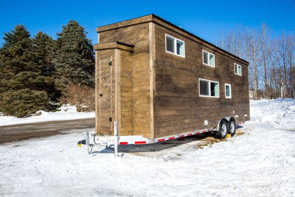 24ft Tiny Home by Global Tiny Houses 0012